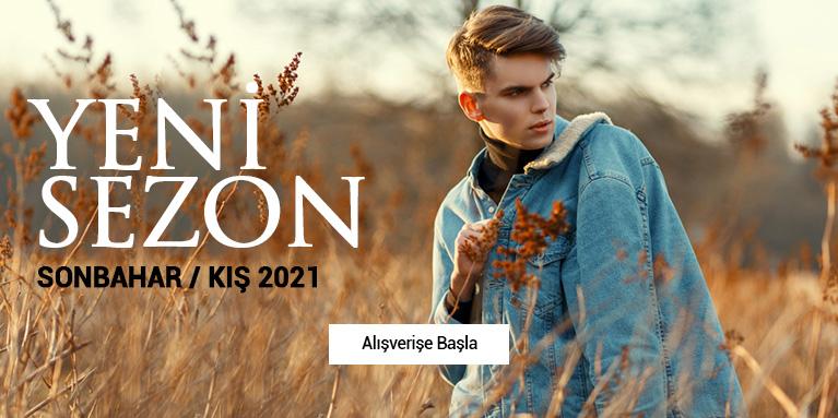 Erkek Yeni Sezon Sonbahar Kış